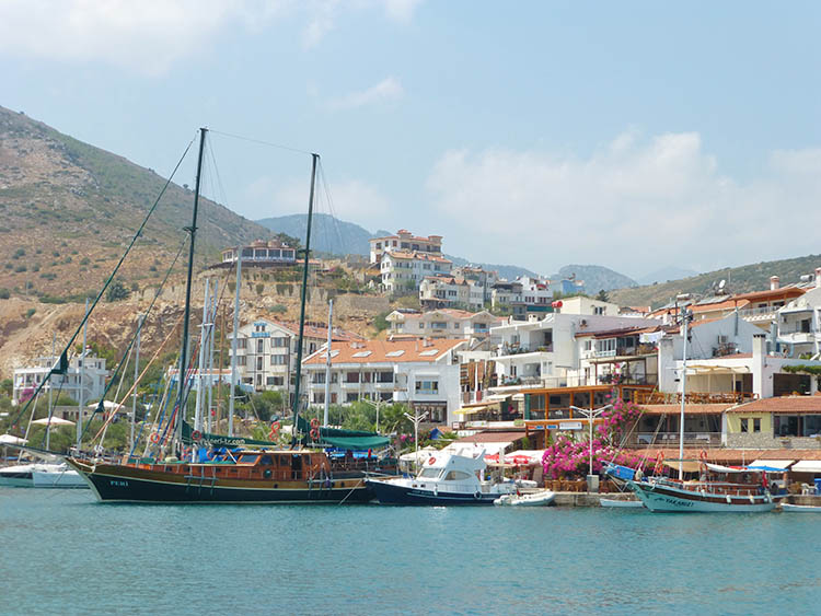 Datca Peninsula, a Mediterranean Holiday Destination