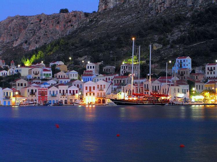 Take a Gulet Cruise to Meis (Kastellorizo) Island, Greece