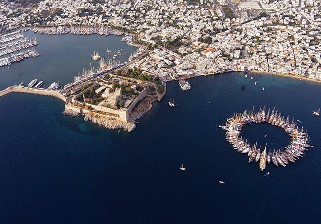 Bodrum Yacht Regatta - Bodrum Cup, Turkey