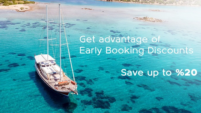 2020 Early booking discount